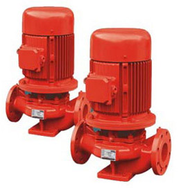 XBD-L Vertical single-stage Fire-fighting Pump