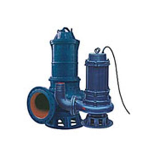 QW(WQ)型无堵塞潜水排污泵