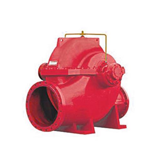XBD-S型双吸中开消防泵