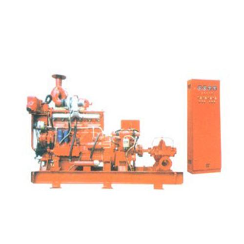 柴油机型消防成套设备