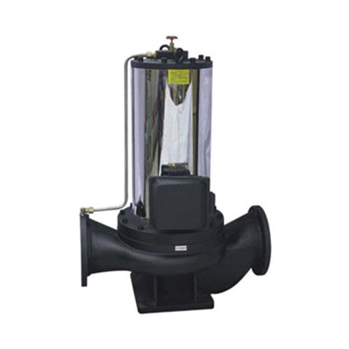 SPG屏蔽式管道泵